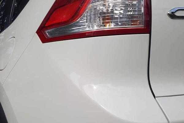 bumper scuff repair Kent
